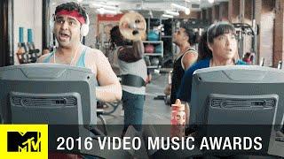 Daya's Treadmill Workout Song | 2016 Video Music Awards | MTV