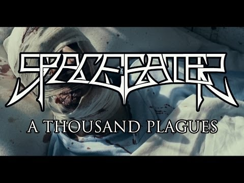 Space Eater - A Thousand Plagues (Official Video)