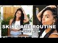 VEGAN SKIN CARE ROUTINE   ✨healing acne & getting the glow ✨