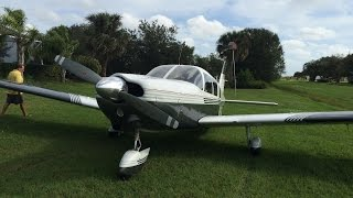 Video Growing My Wings! Learning to fly in a Piper Cherokee 6 260 download MP3, 3GP, MP4, WEBM, AVI, FLV Oktober 2018