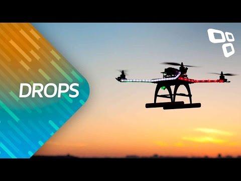 Anac libera uso de drones no Brasil; o registro é obrigatório – Drops