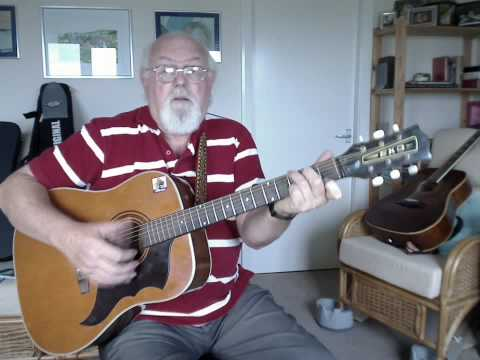 Guitar: Nobody's Child (Including lyrics and chords)