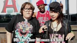 Money Talks Ent : Don P ,40 Glocc Prod By Lil Bez , Andy Milonakis, V Nasty, & Drew Deezy