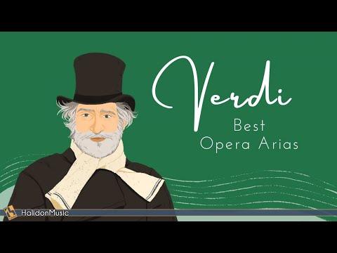 Verdi: Best Opera Arias (Roncole Verdi Orchestra) - Live Performance