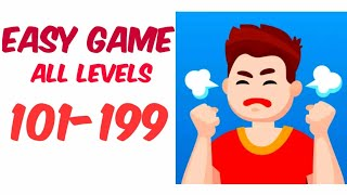 Easy Game - Brain Test & Tricky Mind Puzzle All Levels 101 - 199 Walkthrough Answers