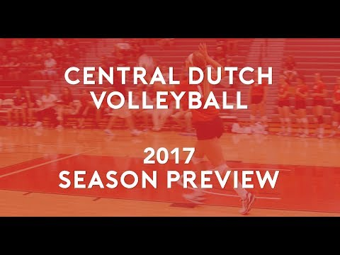 Central College Volleyball 2017 Season Preview