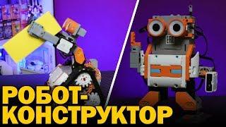 Как собрать робота на управлении с телефона - Jimu Astrobot