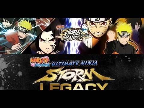 Naruto Ultimate Ninja Storm Legacy - Announcement Trailer - PS4, XB1, PC