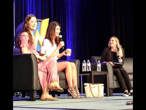Wizard World Chicago: Firefly Panel with Summer & Jewel - Clip by Shallow Graves Magazine