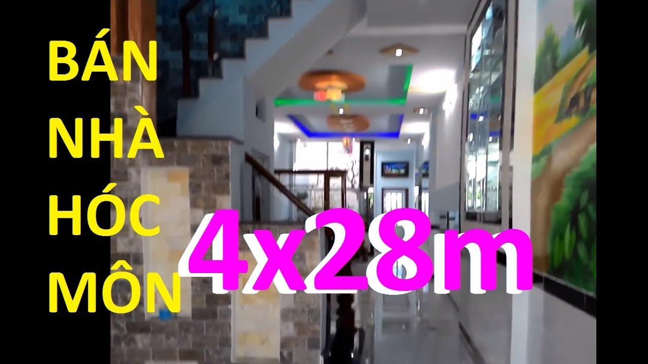 Nhà Bán Hóc Môn, 4x28m 1 Trệt 1Lầu 2 TỶ 250  KDC Đại Hải P.V.H, [ 🍎 ĐÃ BÁN ]  Bán Nhà Hóc Môn