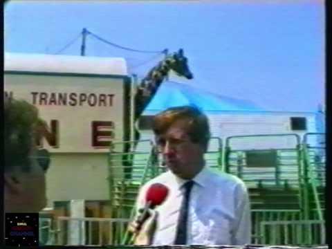 Circus KRONE, 1989  TV docu 1  Dutch