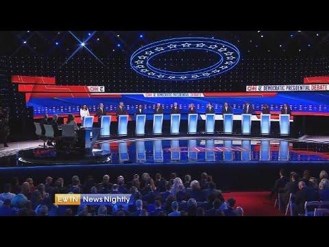 Democratic presidential candidates talk abortion - EWTN News Nightly