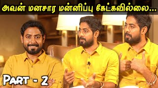 Aari Arujunan's 1st Exclusive Interview after Bigg Boss | Part -2 | Backstage