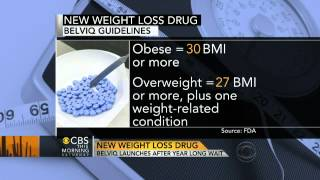 First FDA approved weight loss drug in 10 years on the market