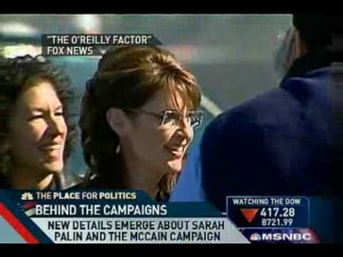 Sarah Palin thinks Africa is a country.