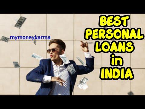 Top 6 Banks For Personal Loan In India - Mymoneykarma