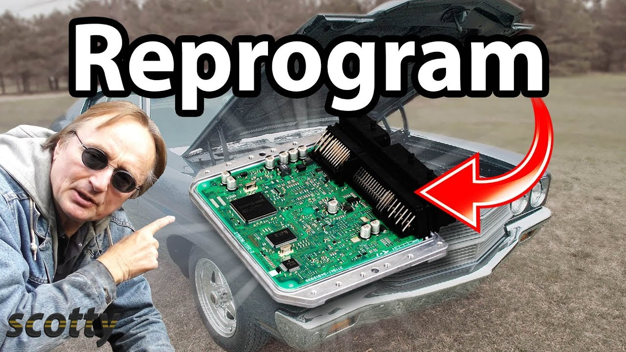 How to reprogram your engine computer