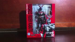 Review: S.H.Figuarts - Kamen Rider Kabuto Hyper Form
