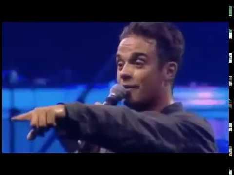Robbie Williams Live - Better Man - Manchester Arena