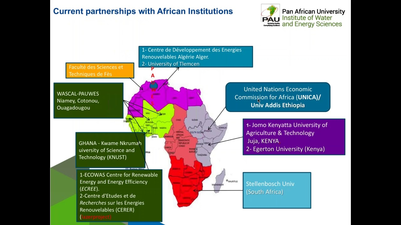 Webinar   PAUWES Research 2 Practice Conference 2018 African Ideas