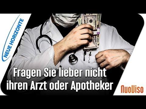 Fragen Sie besser nicht Ihren Arzt oder Apotheker - Alfred Dietrich