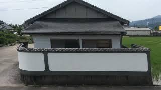 【JR九州 後藤寺線】新飯塚→田川後藤寺 2021.6.22