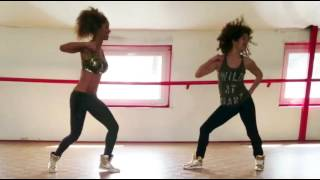 "Kerwin du Bois ""no apology"" dance fitness choreo by Edwige Rasoa & Doris Rouesne"