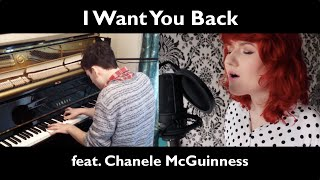 I Want You Back - The Jackson 5 (Collaboration with Chanele McGuinness)