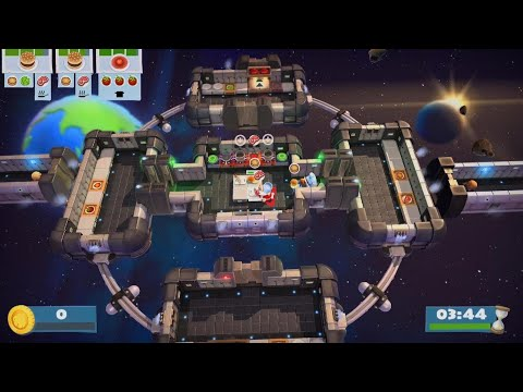 Overcooked! All You Can Eat 6-4 2players |