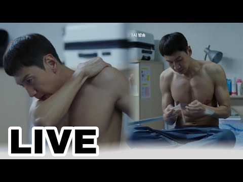 "[이광수] Lee Kwang Soo Shows Of His Body In ""LIVE"""