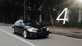 BMW 4 Series Gran Coupe: Substance & Style - The 1st Impression thumbnail