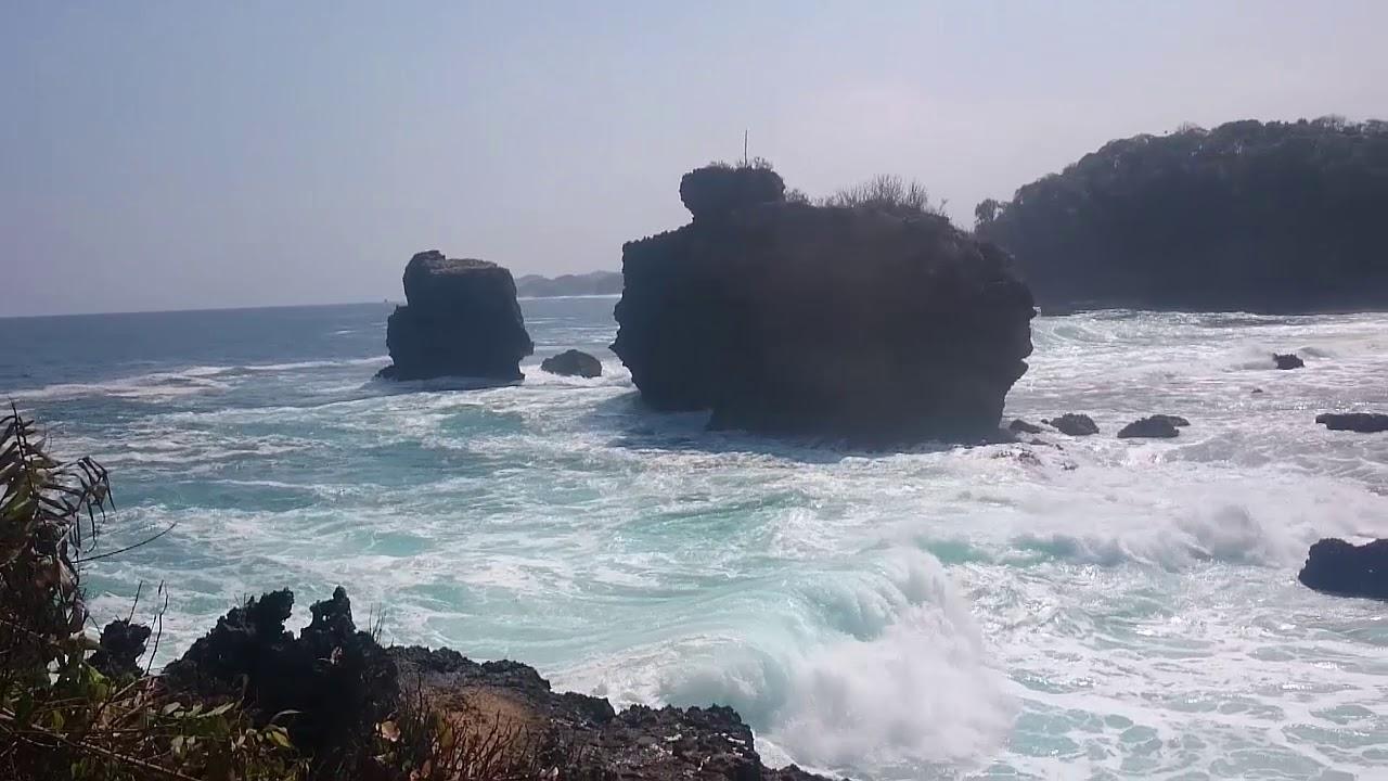 90 pemandangan ombak pantai Gratis Terbaru