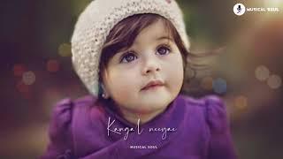 Kangal neeyae♥️ | Cover song | WhatsApp status | Musical soul