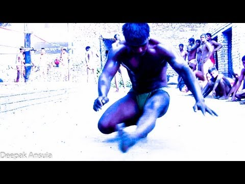 WHAT IS NEW - the Traditional Indian Mud Wrestling