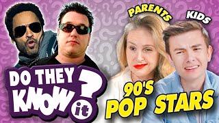 Baixar Do Teens Know 90s Pop Stars | Madonna, Smash Mouth, Lenny Kravitz