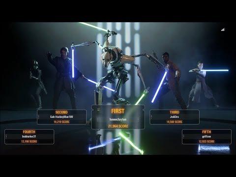 Star Wars Battlefront 2 Heroes Vs Villains 662 MVP The Power Of Grievous thumbnail