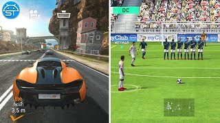 Top Juegos de FUTBOL y CARRERAS Sin Internet, OFFLINE con Mejores Graficos para Android | SaicoTech