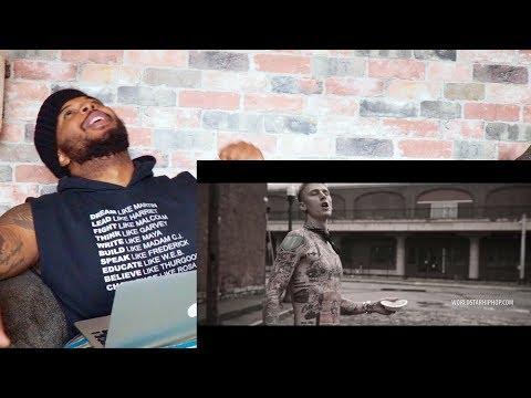 Machine Gun Kelly Rap Devil (Eminem Diss) Official Music Video | Reaction