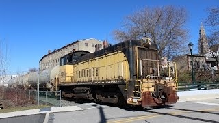South Jersey Trains- February 2017.