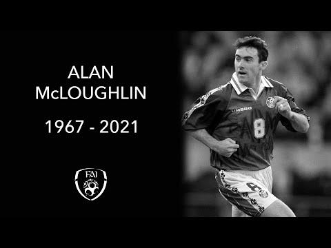 Alan McLoughlin | 1967 - 2021