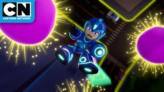 Mega Man: Fully Charged | Date Night Sabotage | Cartoon Network