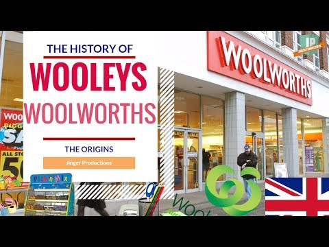 The History of Woolworth
