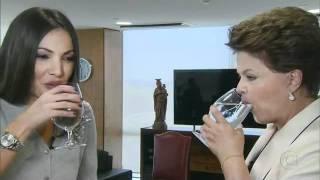 Fantástico - Patrícia Poeta entrevista Dilma Rousseff - 11_09_2011.flv