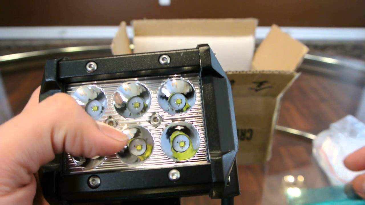 wiring up rear work light wiring diagrams lighting up lights 2pcs 4  [ 1280 x 720 Pixel ]