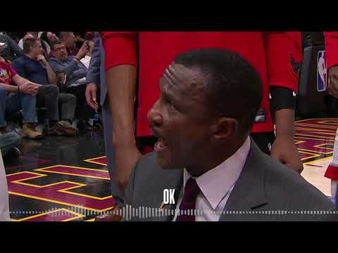 Dwane Casey 17'-18' NBA Coach of The Year | Best Wireless Moments