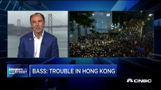 Hayman's Kyle Bass on trouble in Hong Kong