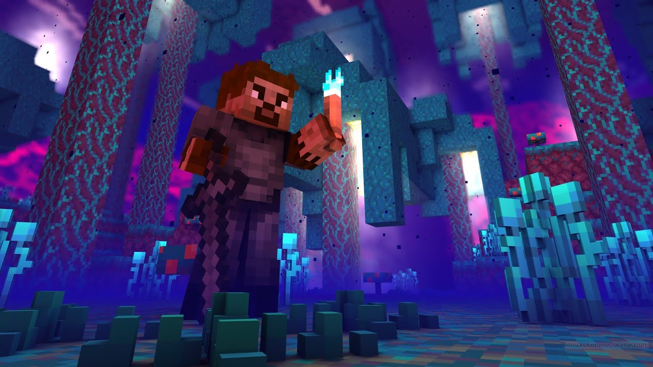 VAMPİR ORMANINA GİRDİM! 😱 Minecraft