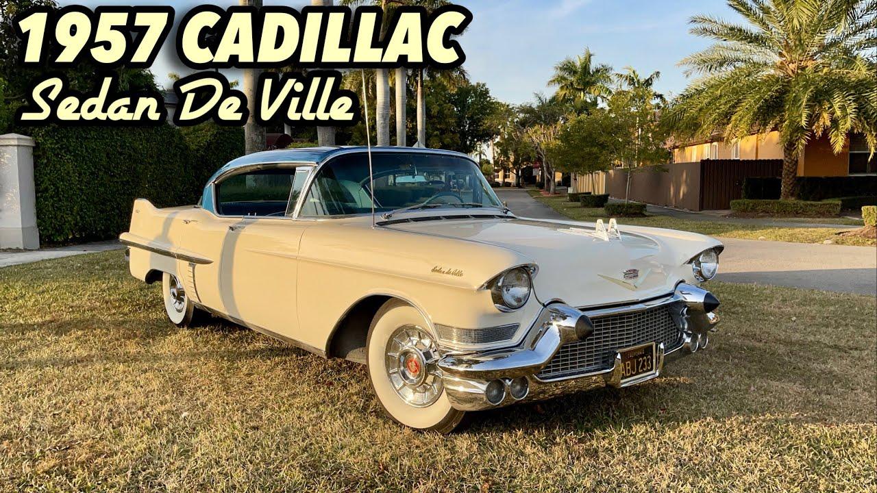 Download 1957 Cadillac Sedan De Ville @Generation Oldschool Español