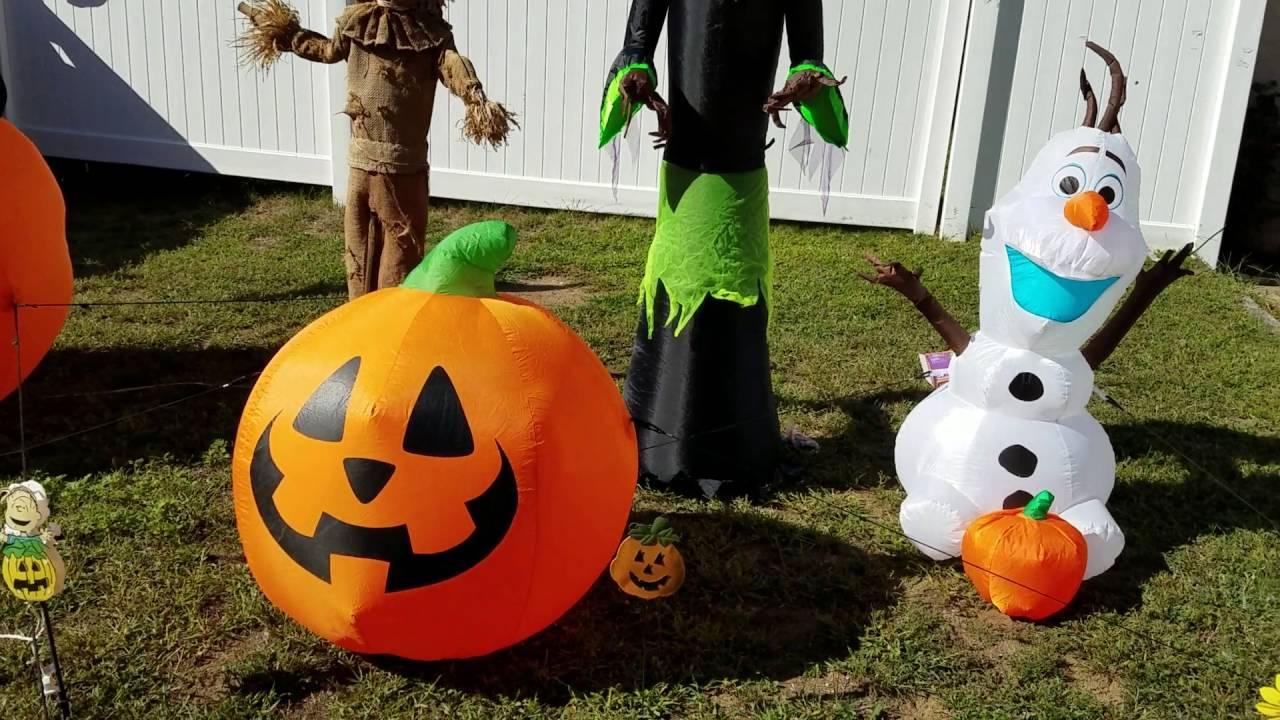 Airblown Halloween