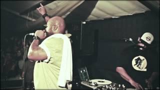 DJ PREMIER & BUMPY KNUCKLES | KOLEXXXION TOUR 2012 | SHOT CLUB | CHIASSO